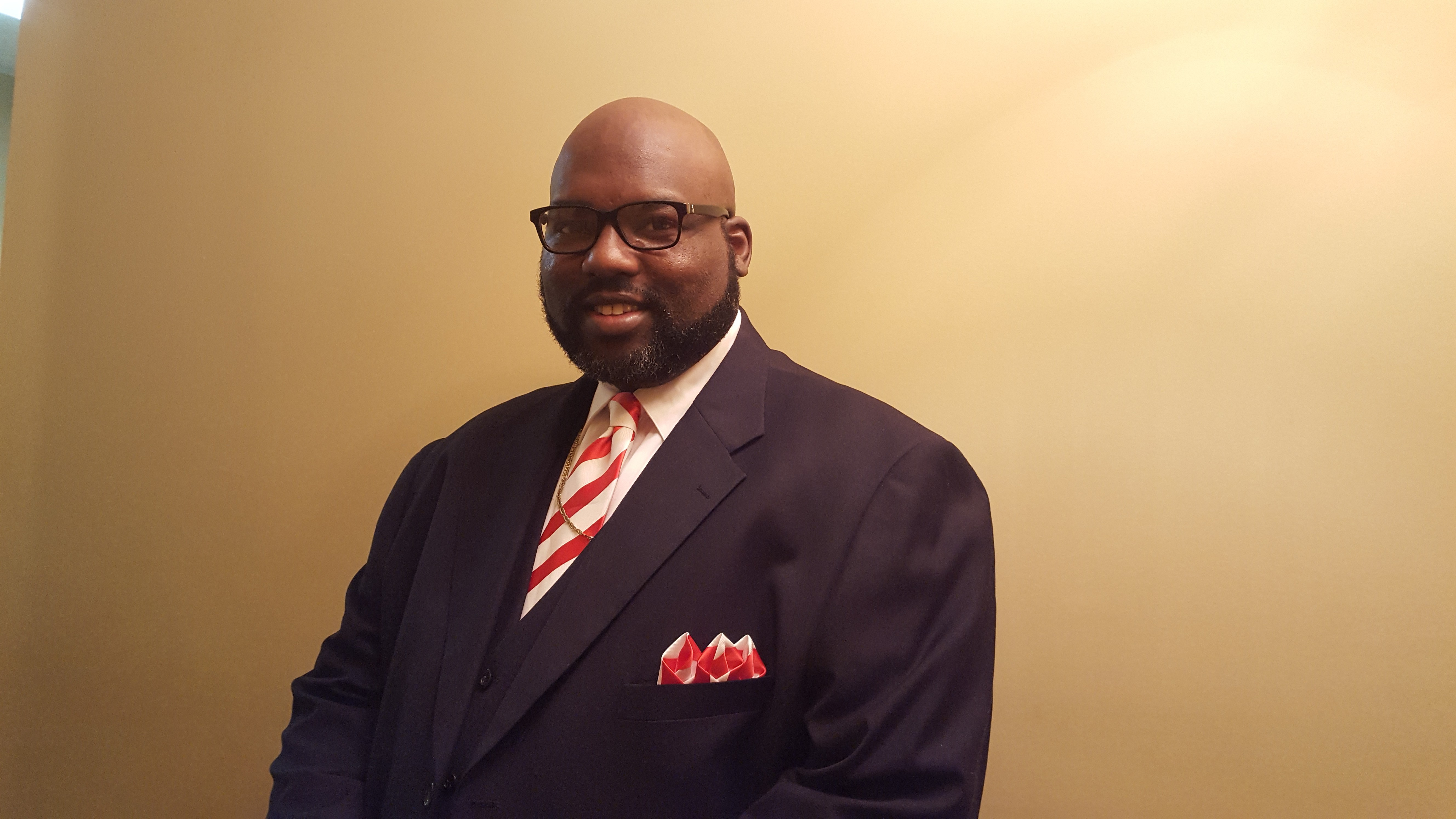 Pastor Rev. Dr. Jonathan T. Phillips, Jr.